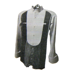 Shirt for dress coat fitted RF-21.