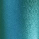 El satén azul