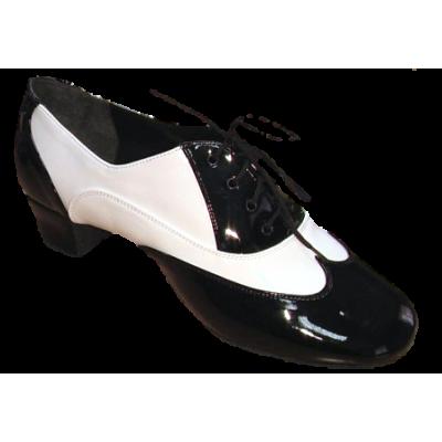 Ботинки мужские для латины модель 4230.
