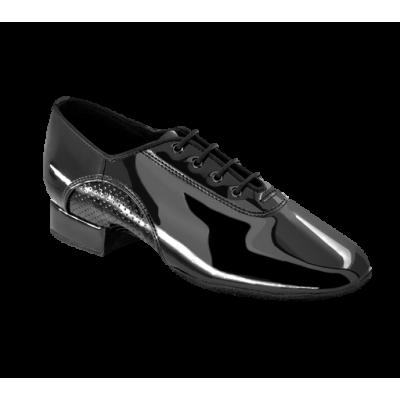 Ботинки мужские для европейских танцев (стандарта) модель 250 Дансмастер.