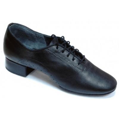 Ботинки танцевальные мужские универсальные 33 Дансмастер.