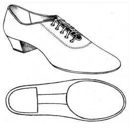 Ботинки мужские модель 411