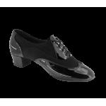 Ботинки мужские танцевальные для латиноамериканских танцев модель 4230.