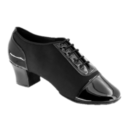 Ботинки мужские танцевальные для латиноамериканских танцев модель 4441.
