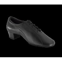 Ботинки мужские танцевальные для латиноамериканских танцев модель 4520.