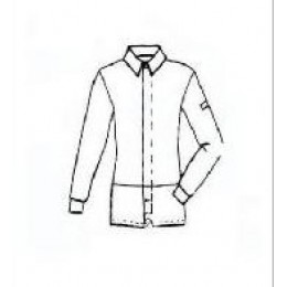 Рубашка для конкурсных выступлений и концертов рейтинговая РРШ.