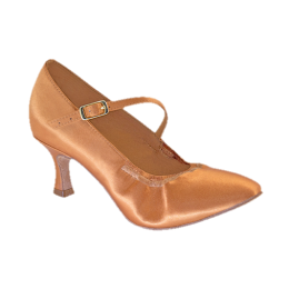 Туфли женские для европейских танцев модель 011.