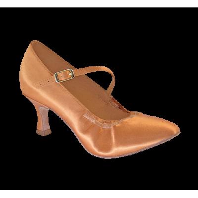Туфли женские для стандарта модель 011 Дансмастер.