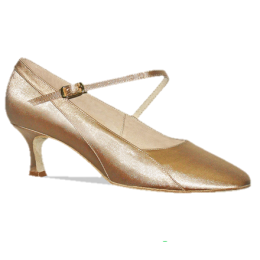 Туфли женские для европейских танцев  модель 0121.