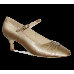 Туфли женские для европейских танцев  модель 0123.