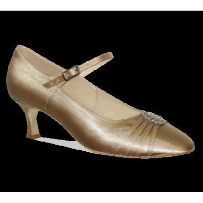 Туфли женские для стандарта модель 0123 Дансмастер.