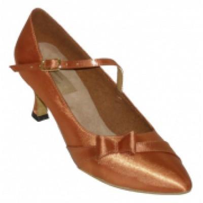 Туфли женские для стандарта модель 0134 Дансмастер.
