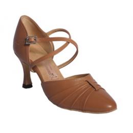 Туфли женские для европейских танцев модель 0733.