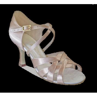 Туфли женские для латиноамериканских танцев модель 1003.