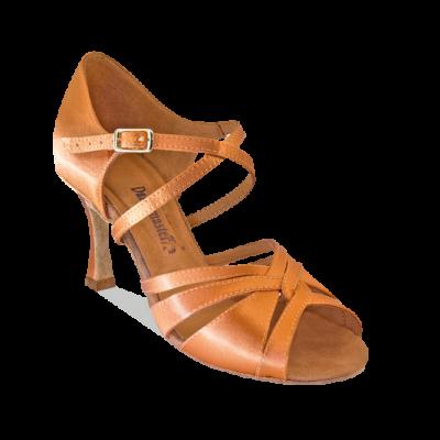 Туфли женские для латиноамериканских танцев модель 1004.