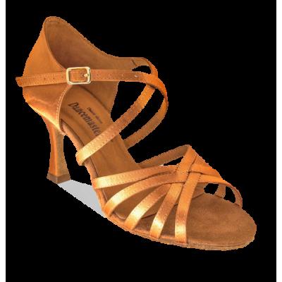 Туфли женские для латиноамериканских танцев модель 1410.