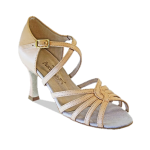 Shoes for the Latin American dances, model 1415 Dancemaster.