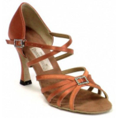 Туфли женские для латиноамериканских танцев модель 1416.