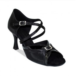 Туфли для латиноамериканских танцев модель 163.