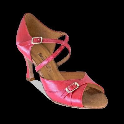 Туфли женские для латиноамериканских танцев модель 1631.