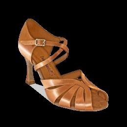 Туфли женские для латиноамериканских танцев модель 2002.