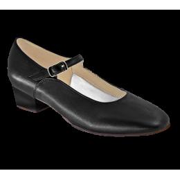 Туфли женские для народных танцев модель 77.
