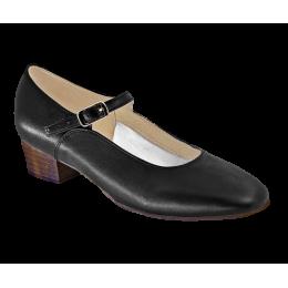 Туфли женские для народных танцев (кадрильки) модель 770.