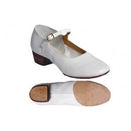Туфли женские для народных танцев модель 771.