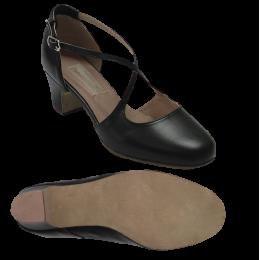 Туфли для фламенко 7820.