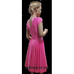 Платье для танцевальных конкурсов и выступлений рейтинговое танцевальное Алёна.