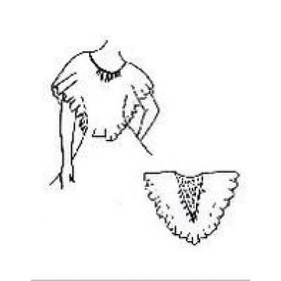 "Тренировочная блуза БТ04 ""летучая мышь""."
