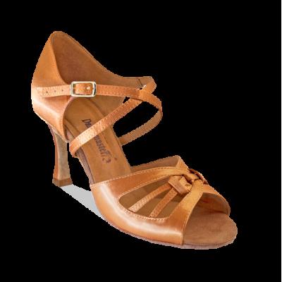 Туфли женские для латиноамериканских танцев модель 1005.