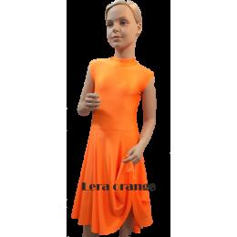 Платье для танцевальных конкурсов и выступлений рейтинговое Лера.
