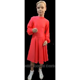 Robe pour le concours de danse et de spectacles de notation de danse Mila