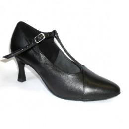 Туфли женские для европейских танцев модель 002.