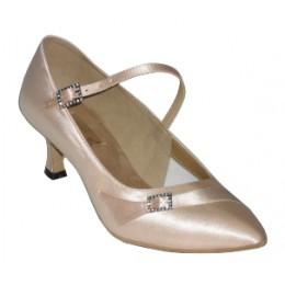 Туфли женские для европейских танцев  модель 0131.