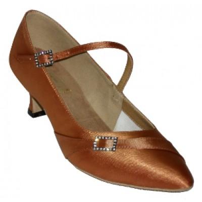 Туфли женские для стандарта модель 0132 Дансмастер.