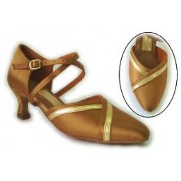 Туфли женские для европейских танцев  модель 061.