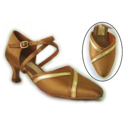 Туфли женские для стандарта модель 061 Дансмастер.