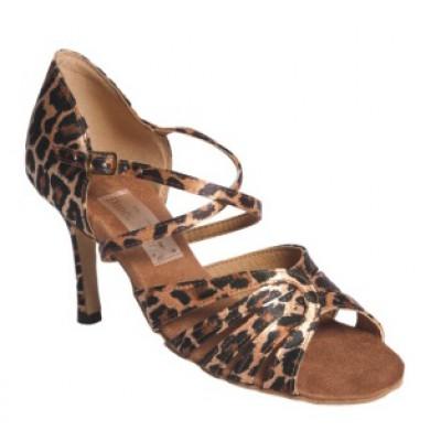 Туфли женские для латиноамериканских танцев модель 1411.