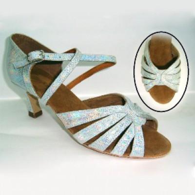 Shoes women's Latin dancing model 1412.