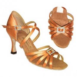 Туфли для латиноамериканских танцев модель 1414.