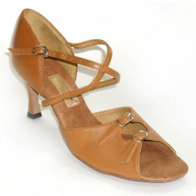 Туфли женские для латиноамериканских танцев модель 1616.