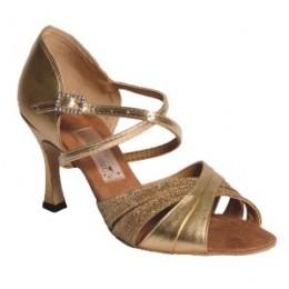 Zapatos de bailes latinos modelo 170.