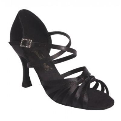 Туфли женские для латиноамериканских танцев модель 1713.