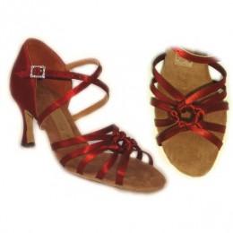 Zapatos de bailes latinos modelo de 1715 Дансмастер