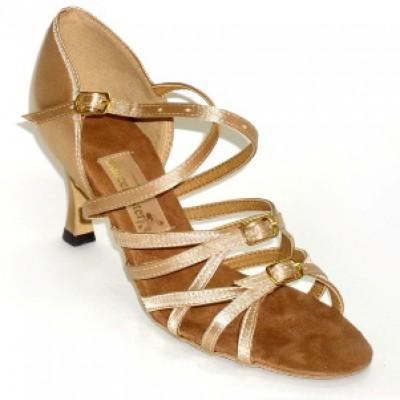 Туфли женские для латиноамериканских танцев модель 175.