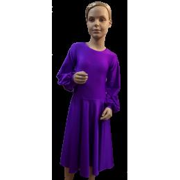 Платье для танцевальных конкурсов и выступлений рейтинговое танцевальное Настя