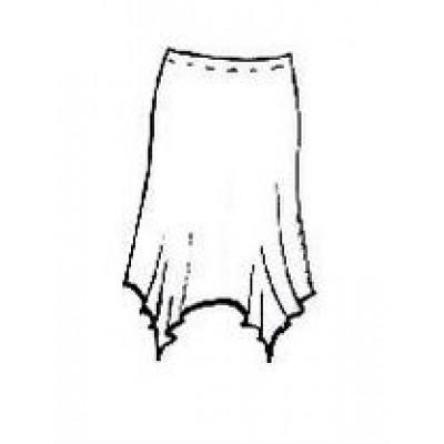 Тренировочная юбка ЮТ03.